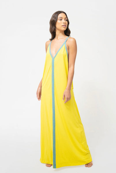 Solid Inca Sundress