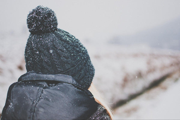 Bundle Up! Your Winter Hair Care Survival Guide.