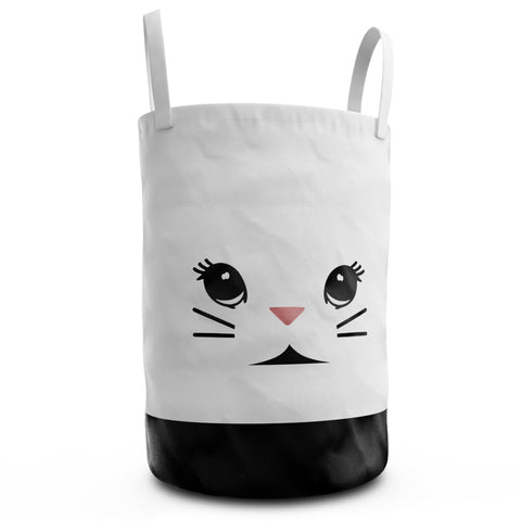 Bunny Laundry Hamper for Nursery or Kids Room