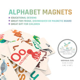 Magnetic Animal Letters