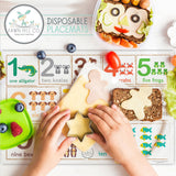Disposable Placemats for Children