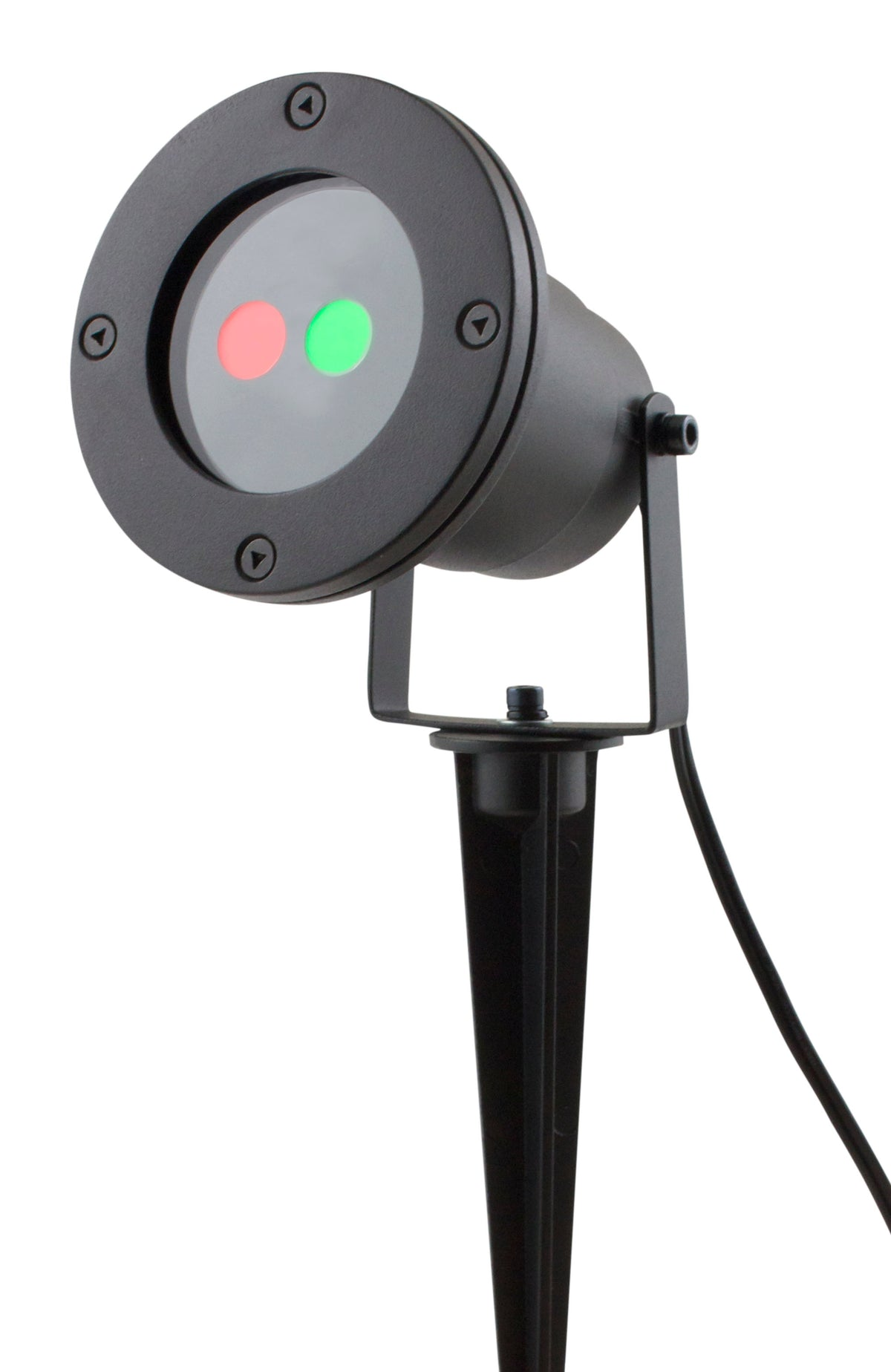 Night Star Landscape Lights Dual Color Green & Red with Remote