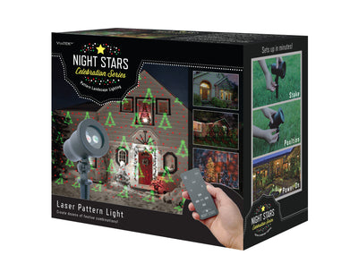 Night Stars Celebration Series w/Interchangeable Tips