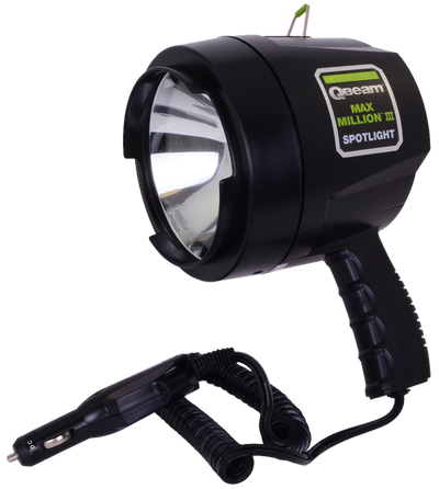 Q-Beam Performance Max Million III 1560 DC Spotlight