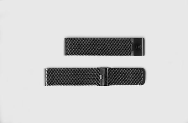 mesh band strap our theory of