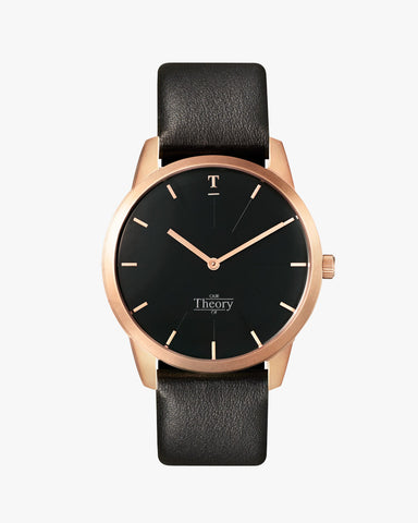Brushed rose gold Our Theory Of