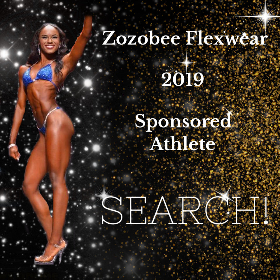 2019 Sponsored Athlete Search!
