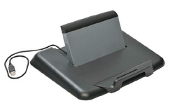 Laptop Stand with 4 Port USB Hub