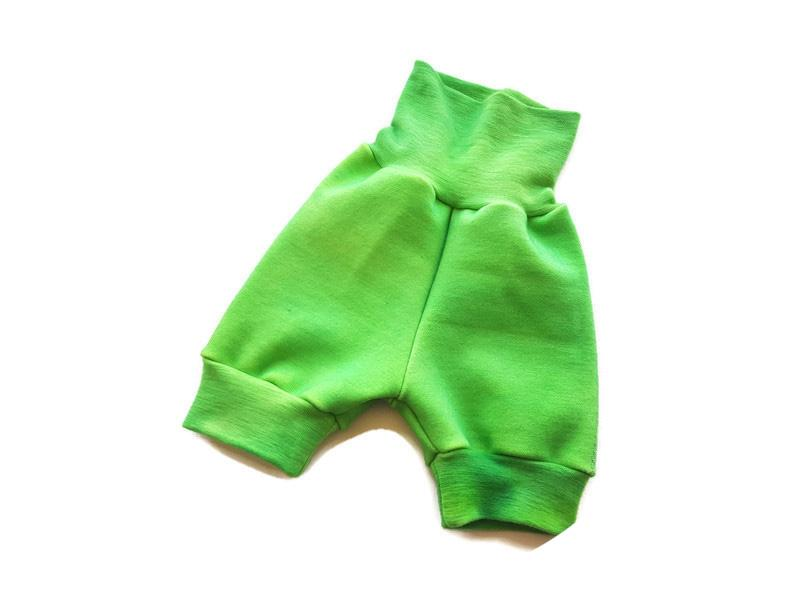 Wool Soakers - Organic Merino Interlock Wool Shorties - Grow With Me