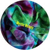 WOOLICIOUS - Organic Cotton Sherpa Cloth Pads - Organic Wool Backed - Mysltic Melody Organic Cotton Sherpa Cloth Pad