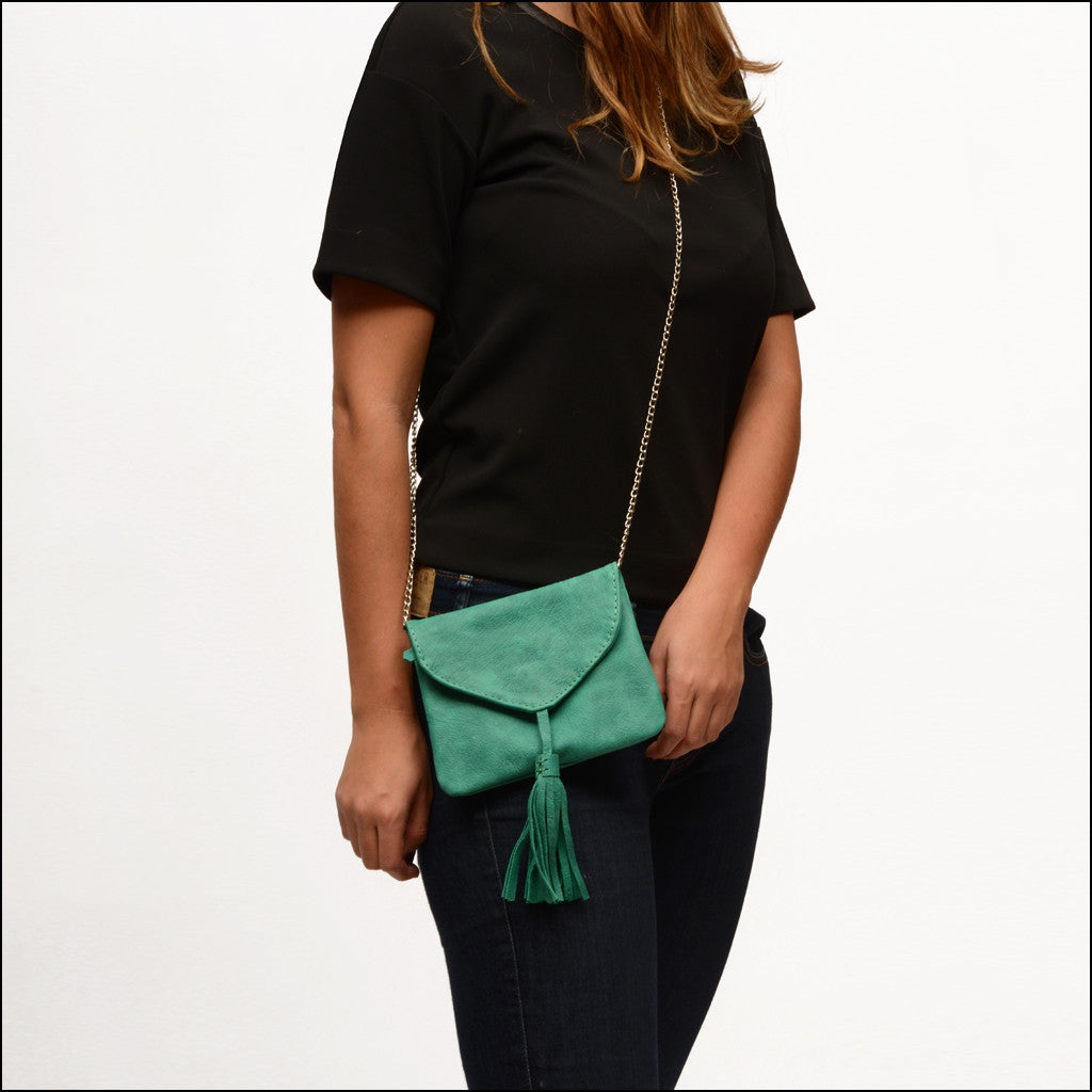 Caleidoscopic Envelope Mini Bag