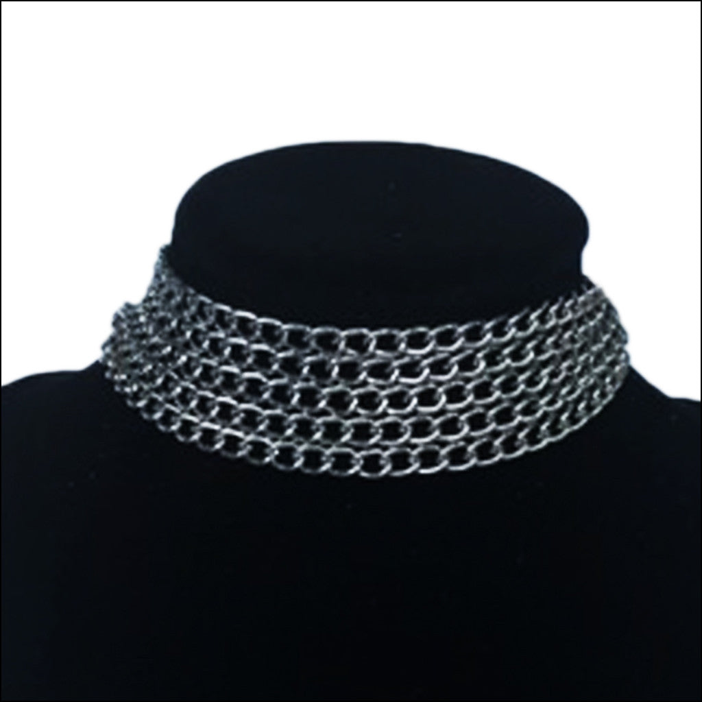 Multiple Chains Choker