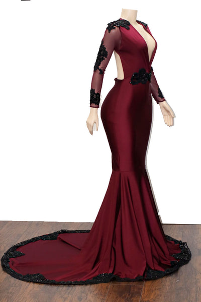 The KADIE Gown- Available 10 colors