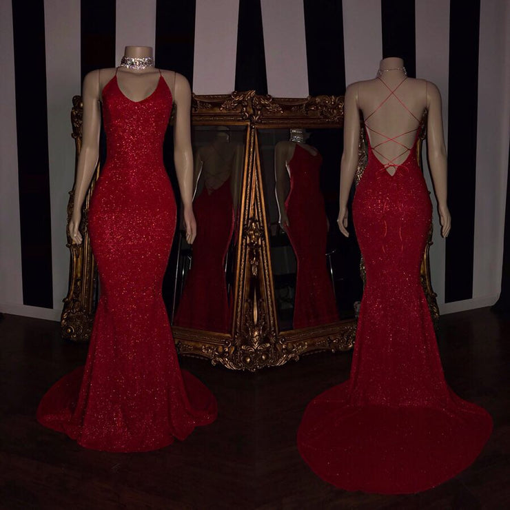 The SHARINA Glitz Gown