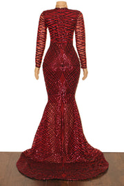 The JELIA Sequins Gown (2390583181396)