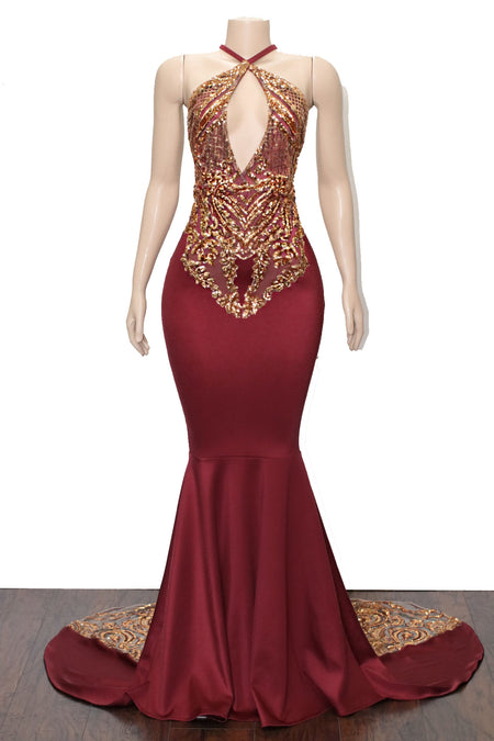 The DONNA MONROE Gown - Available in 6 colors