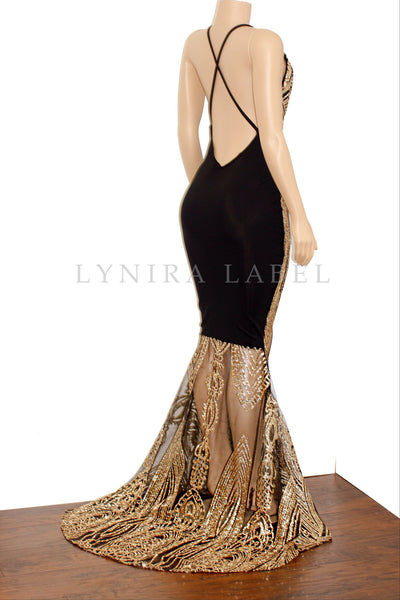 The MONROE Gown- Available in 3 colors