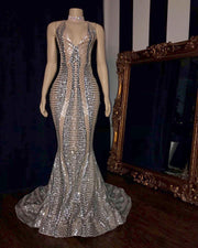 The ANISHA Sequins Gown (2381250134100)