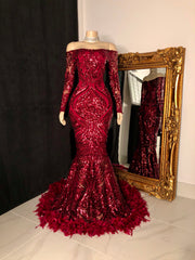 The MALINA Sequins Gown
