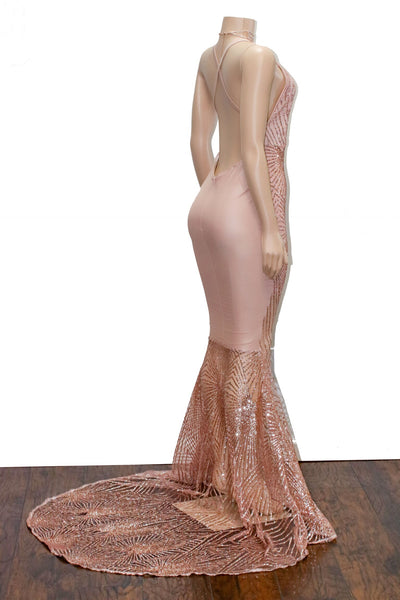 The GEN Glitz Gown- Available in 8 colors