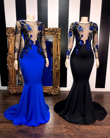 The TERRI Gown- Available in 6 colors