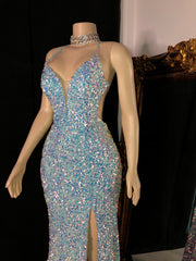 The CINDERELLA Sequin Gown