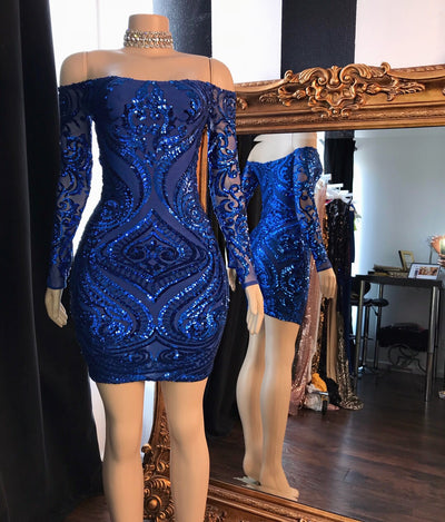 The MALINA Sequins Dress (12134584774)
