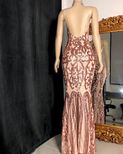 The TIANNA Sequin Gown