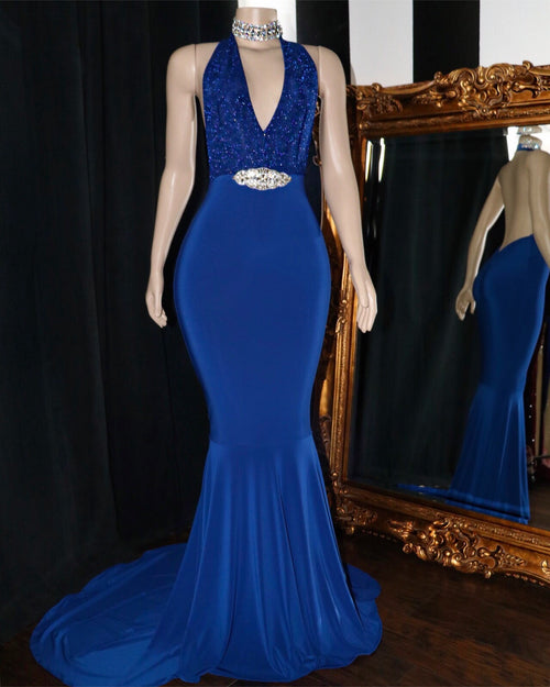The SASSY Gown- Available in 8 colors