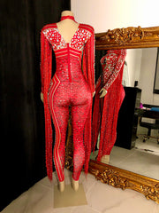 PREORDER* The SHOW OFF Rhinestone Jumpsuit (4412167782484)