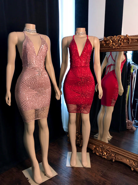 The ROYALTY Dress- Available in 6 colors