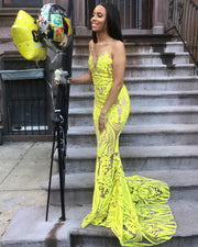 The RYAN Sequins Gown (1392081698900)