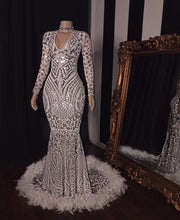 The TALISHA Sequins Gown (4291941564500)