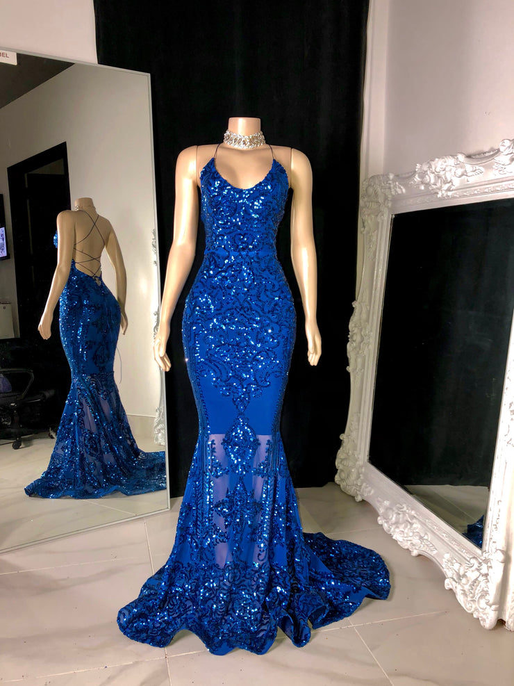 PREORDER* The MICHELLE Sequin Gown