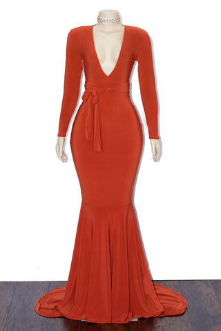 The MALIBU Gown- Available in 8 colors