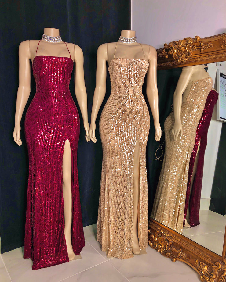 The MARISSA Sequin Gown (4371271057492)
