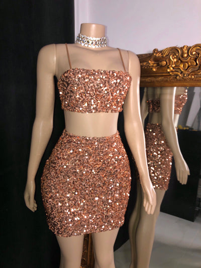 The STAR Rose Gold Set