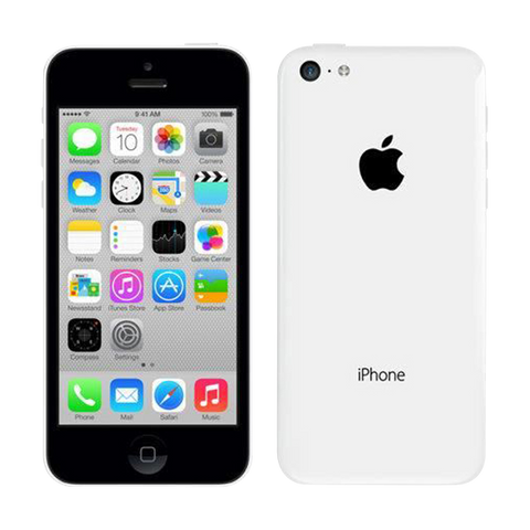 iPhone 5C 32 Go Blanc Reconditionné