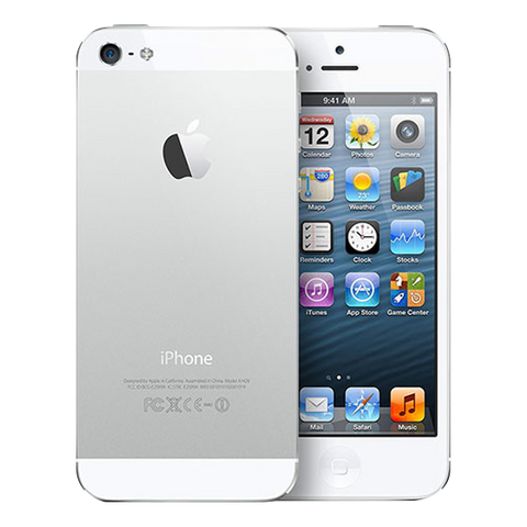 iPhone 5 16 Go Blanc Reconditionné