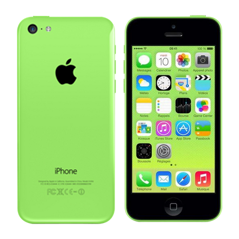 iPhone 5C 8 Go Vert Reconditionné