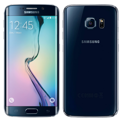 Galaxy S6 Edge 32 Go Noir