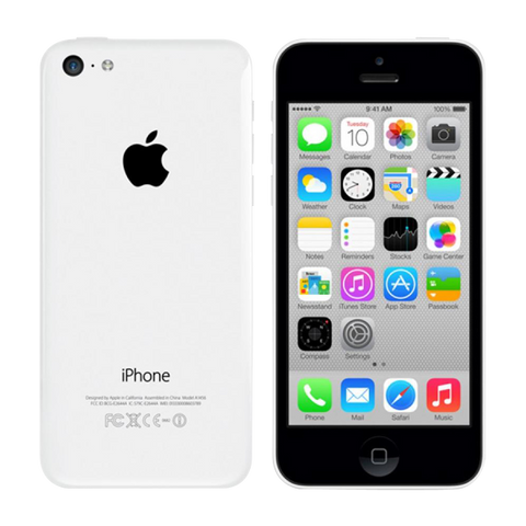iPhone 5C 16 Go Blanc Reconditionné