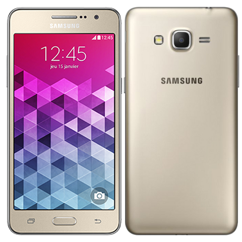 Galaxy Grand Prime 8 Go Or