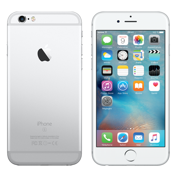 Iphone S Gris Reconditionne