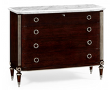 Black Eucalyptus Chest of Drawers