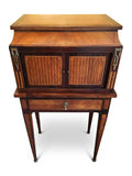 ON SALE - Late 19th Century French Bonheur De Jour with Parquetry Rosewood inlay. (France, c. 1890). SALE PRICE: