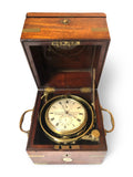 Marine Chronometer by J A Walker Liverpool.
