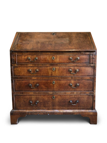 Bureau, Walnut 18th Century.