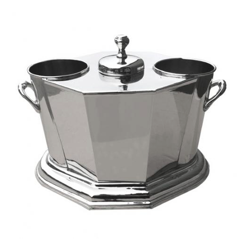 Silver Plated Champagne or Wine Cooler