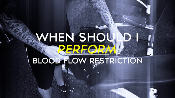 Blood Flow Restriction Training | Everything You NEED To Know